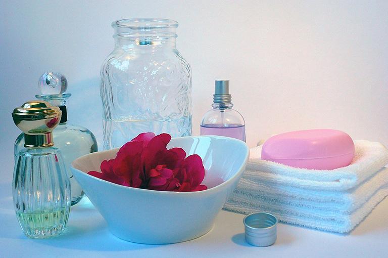 お風呂で簡単デリケートゾーンケア